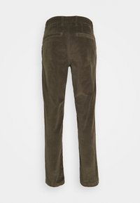 Selected Homme - Trousers - covert green - 1