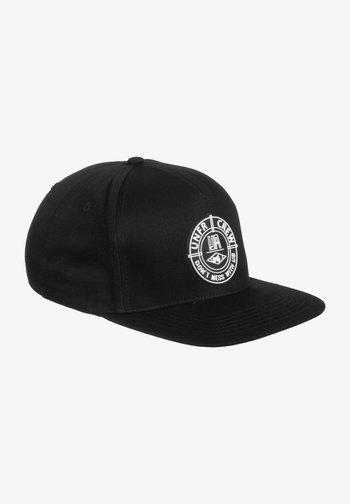 DMWU - Cap - black