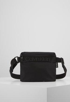 NASTRO LOGO MINI REPORTER - Across body bag - black