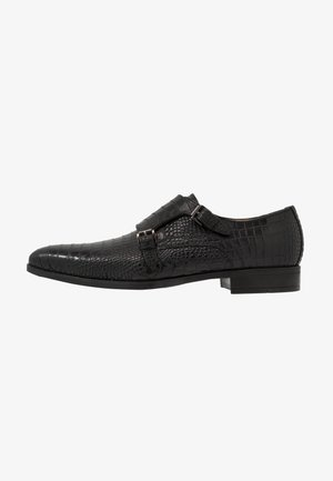 Loafers - mono nero