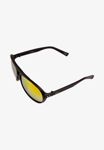 Sunglasses - yellow revo