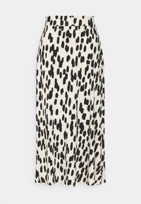 Marks & Spencer London - SKATER - A-line skirt - black - 0