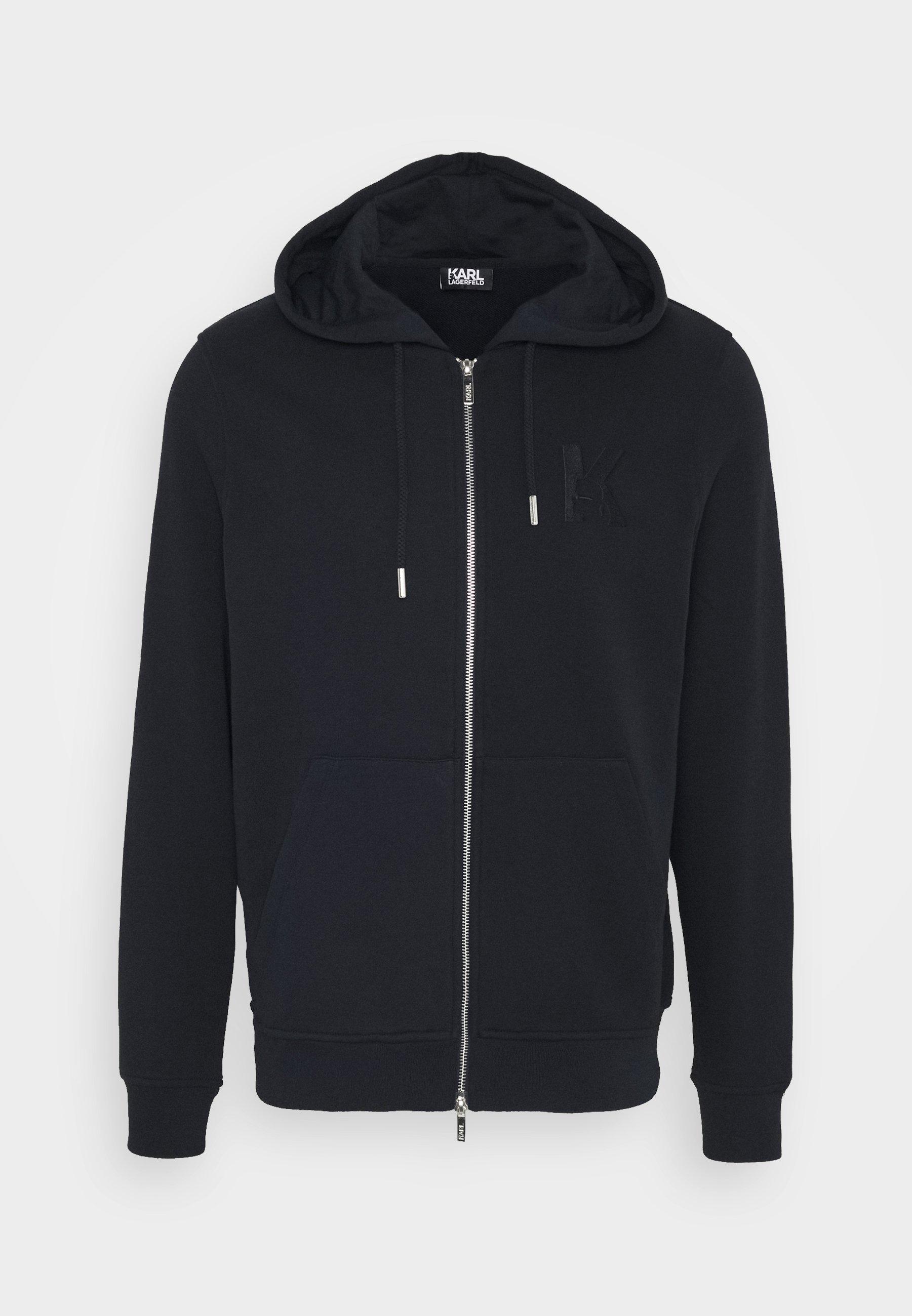 Men HOODY JACKET - Zip-up sweatshirt