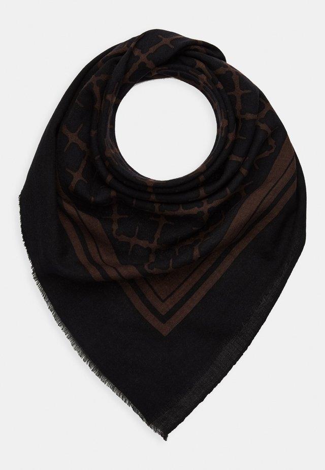 CORNELIS - Tørklæde / Halstørklæder - dark chokolate