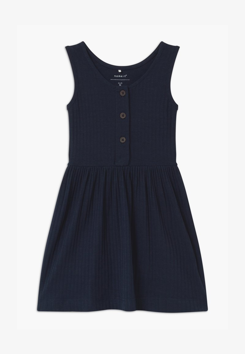 Name it - NMFJULIKA - Day dress - dark sapphire