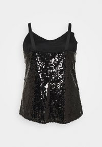 CAPSULE by Simply Be - VALUE CAMI - Topper - black - 1