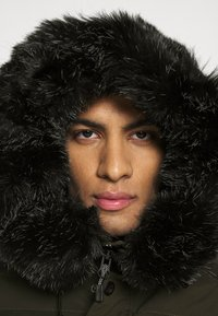 Kings Will Dream - HUNTON PUFFER  - Winter coat - khaki - 4