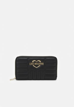 QUILTED SOFT - Lommebok - nero
