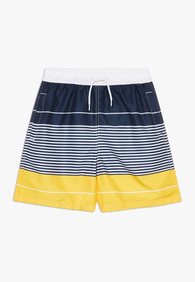 BEACH BERMUDA - Swimming shorts - gelb