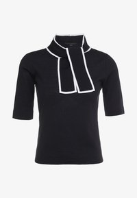 Escada - SIBILLE - Camiseta estampada - black - 3