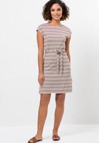 zero - Day dress - almond - 0