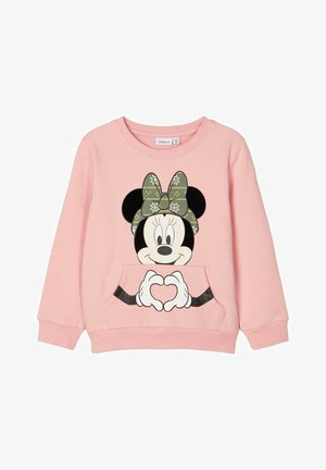 Disney Minnie Mouse - Sweater - mellow rose