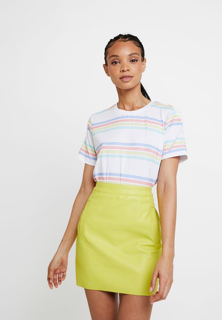 TWINTIP - T-shirts print - white/multicoloured