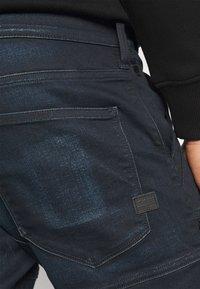 G-Star - RACKAM 3D SKINNY - Skinny džíny - worn in nightfall - 5