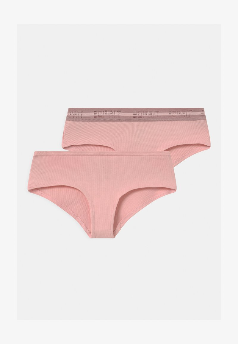 Esprit - GAMILIA HIPSTER 2 PACK  - Trusser - pastel pink