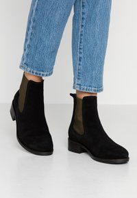 Apple of Eden - GABY - Classic ankle boots - black - 0