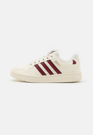 NY 90 SPORT UNISEX - Zapatillas - offwhite/collegiate burgundy/core black