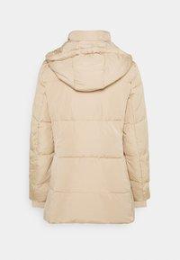 Springfield - Winter coat - beige - 2