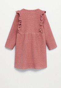 Mango - MINI - Korte jurk - roze - 1