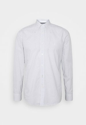 Shirt - mulit/white