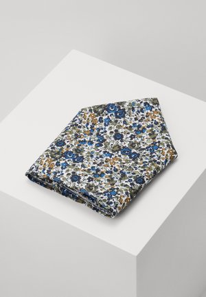POCHETTE  - Pocket square - beige/blue