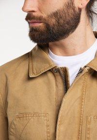 DreiMaster - Light jacket - dunkelsand - 3