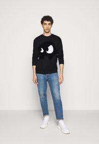 McQ Alexander McQueen - Sweatshirt - darkest black - 1