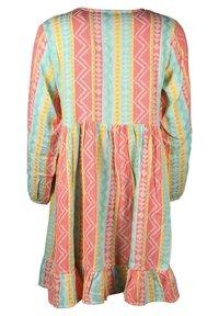 Zwillingsherz - KARLA - Shirt dress - bunt - 1
