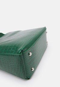 HVISK - AMBLE CROCO - Handbag - green - 4