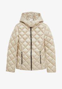 Mango - BLANDIN - Winter jacket - ecru - 6