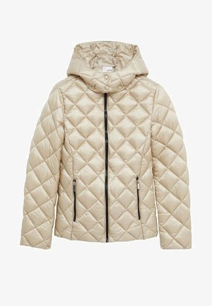 BLANDIN - Winter jacket - ecru