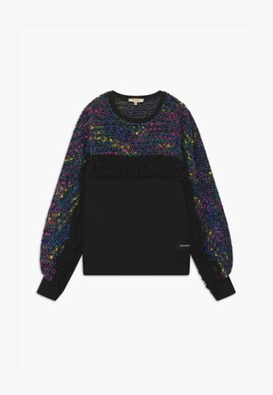 GIROCOLLO FRANGE - Sweatshirt - black