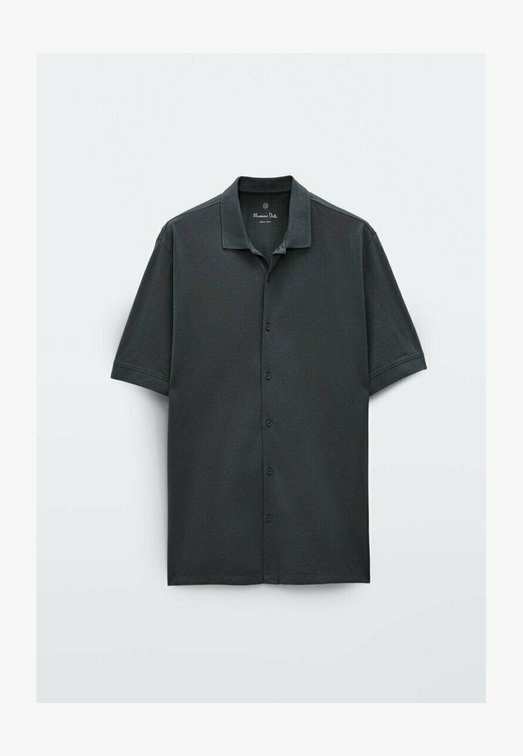 Massimo Dutti - Overhemd - dark blue