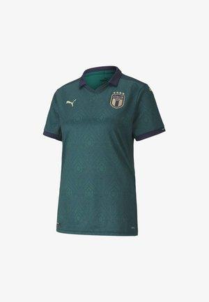 T-shirts print - ponderosa pine-peacoat