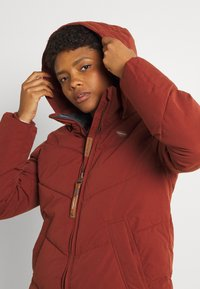 Ragwear - REBELKA - Classic coat - terracotta - 4