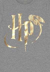 Name it - NKFHARRYPOTTER WAB - Print T-shirt - grey melange - 2
