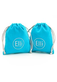 Elli - GLASS CRYSTAL - Earrings - gold - 8