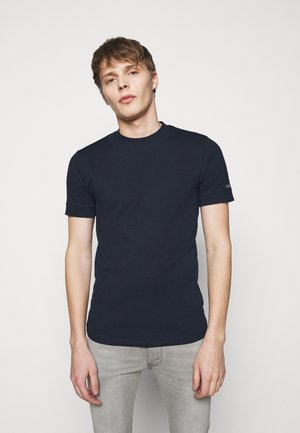 ANTON - Basic T-shirt - dark blue
