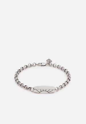 SANDS OF TIME BEACH SCENE BRACELET - Bracelet - silver-coloured