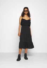 Nly by Nelly - OFF SHOULDER - Body - black - 1