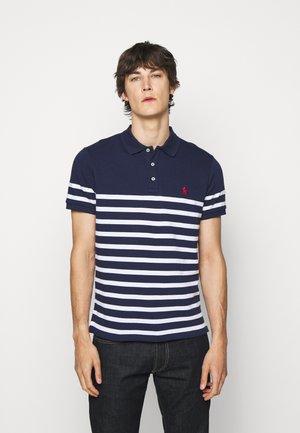 SPA - Polo shirt - newport navy/white