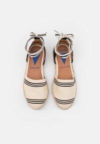 VERBENAS - EREA - Loafers - black - 3
