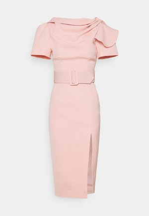 THE DAY BREAK DRESS - Shift dress - pink