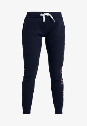FLASH SPORT JOGGER - Tracksuit bottoms - flash navy
