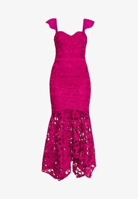Chi Chi London Tall - LUPA DRESS - Cocktailklänning - berry - 5