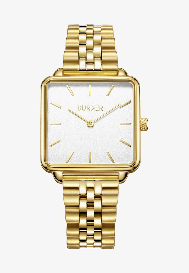 LIMITED EDITION - Montre - gold/white