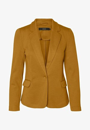 VMJULIA LS - Blazer - buckthorn brown