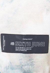 Sixth June - TIE DYE HOODIE - Sweatshirt - beige - 2