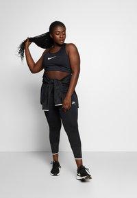 Nike Performance - AIR PLUS - Medias - black - 1
