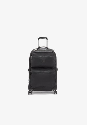CITY SPINNER M - Wheeled suitcase - black noir